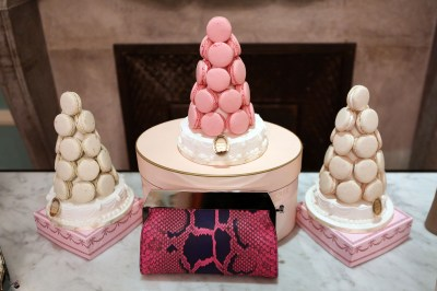 Atmosphere==Ella McHugh and Ophira Edut of The AstroTwins Host SS17 Luncheon==Laduree Soho, NYC==November 01, 2016==©Patrick McMullan==Photo - Krista Kennell/PMC====