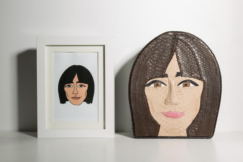 eva-chen-selfie-sketch-and-bag