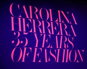 An Evening Honoring Carolina Herrera: Presented by Lincoln Center
