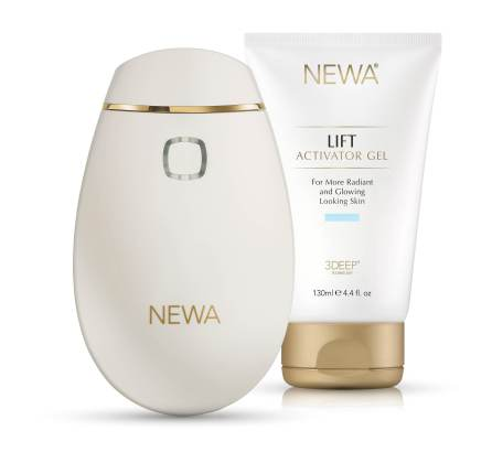 NEWA device and gel