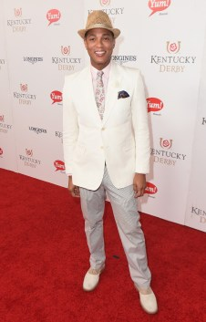 LOUISVILLE, KY - MAY 07: CNN news anchor Don Lemon arrives at the 142nd Kentucky Derby at Churchill Downs on May 7, 2016 in Louisville, Kentucky. (Photo by Nicholas Hunt/Getty Images)