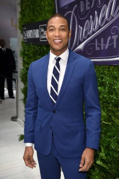 NEW YORK, NY - SEPTEMBER 21: Don Lemon attends the Saks Fifth Avenue + Vanity Fair: 2016 International Best Dressed List Celebration at Saks Fifth Avenue on September 21, 2016 in New York City. (Photo by Dimitrios Kambouris/Getty Images for Vanity Fair)