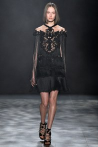 Marchesa New York Womenswear Fall Winter 17 New York February 2017