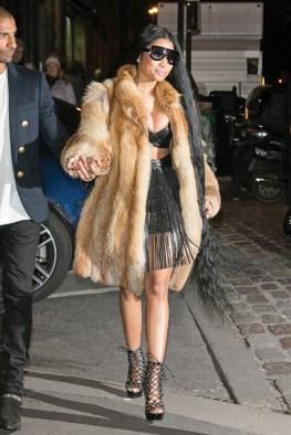 Fashion Rebel: Nicki Minaj on Breaking the Rules - Daily ...