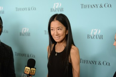 NEW YORK, NY - APRIL 19: Designer Vera Wang attends Harper's BAZAAR 150th Anniversary Event presented with Tiffany & Co at The Rainbow Room on April 19, 2017 in New York City. (Photo by Andrew Toth/Getty Images for Harper's BAZAAR)