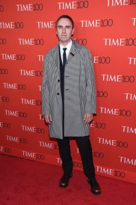 NEW YORK, NY - APRIL 25: Designer Raf Simons attends the 2017 Time 100 Gala at Jazz at Lincoln Center on April 25, 2017 in New York City. (Photo by Dimitrios Kambouris/Getty Images for TIME)