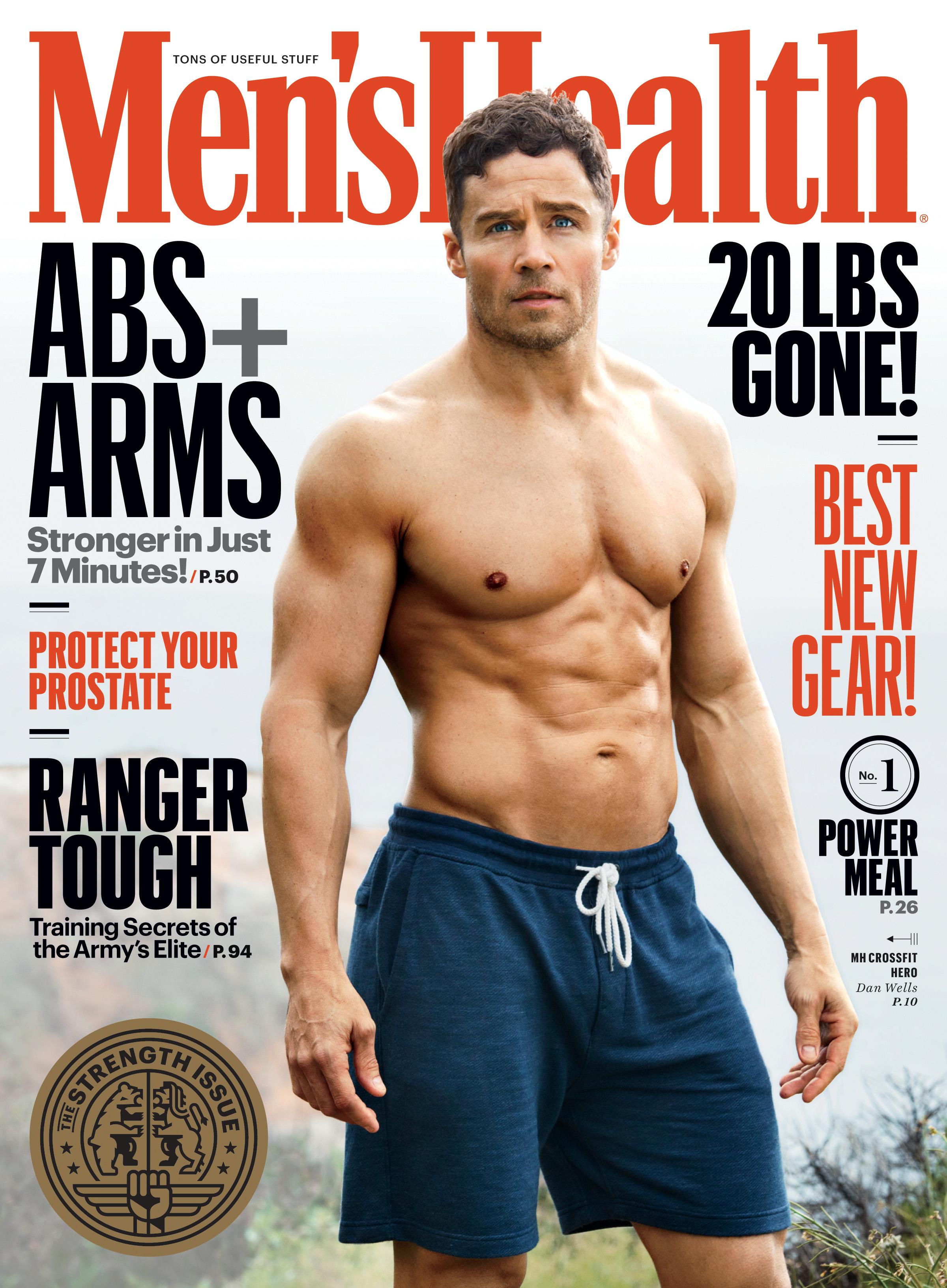 Men S Health Undergoes Editorial Revamp
