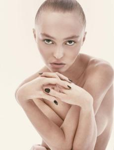 Lily-Rose Depp by Steven Klein CR Fashion Book 11 (5)