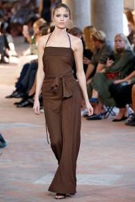 Alberta Ferretti Milan Fashion Week Spring Summer 2018 Milan September 2017