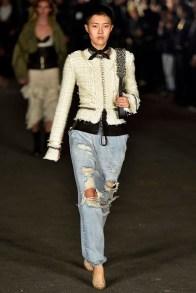 Alexander Wang New York Fashion Week Spring Summer 2018 NY September 2017