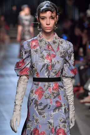 Erdem London Fashion Week Spring Summer 2018 London September 2017