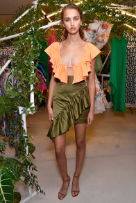 Milly New York Fashion Week Spring Summer 2018 NY September 2017