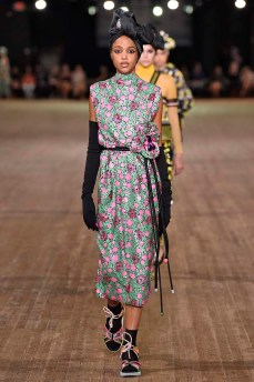 Marc Jacobs New York Fashion Week Spring Summer 2018 NY September 2017
