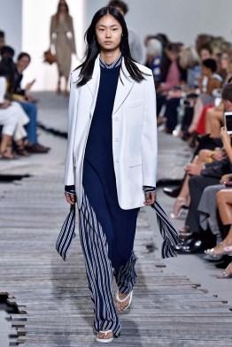 Michael Kors New York Fashion Week Spring Summer 2018 NY September 2017