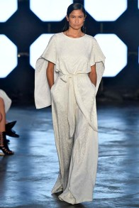 Sally Lapointe New York Fashion Week Spring Summer 2018 NY September 2017