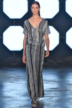 Sally Lapointe New York Fashion Week Spring Summer 2018 NY September 2017