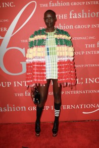 Grace Bol== Fashion Group International 34th Annual Night of Stars Gala== Cipriani Wall Street, NYC== October 26, 2017== ©Patrick McMullan== Photo - Gonzalo Marroquin/PMC== ==