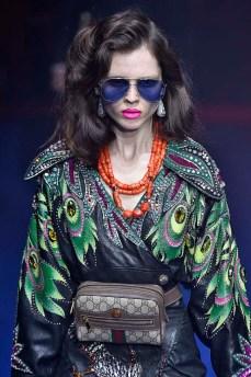Gucci Milan Fashion Week Spring Summer 2018 Milan September 2017