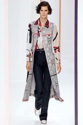 Hermes Paris Fashion Week Spring Summer 2018 Paris Sept-Oct 2017