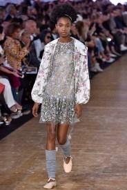Moncler Gamme Rouge Paris Fashion Week Spring Summer 2018 Paris September/October 2017