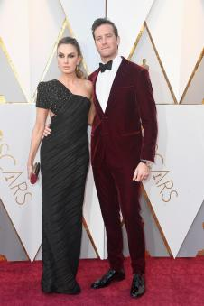 Elizabeth Chambers and Armie Hammer (Getty Images)