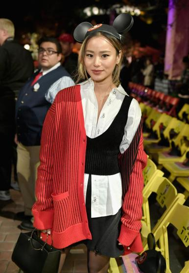 Jamie Chung (Getty Images)