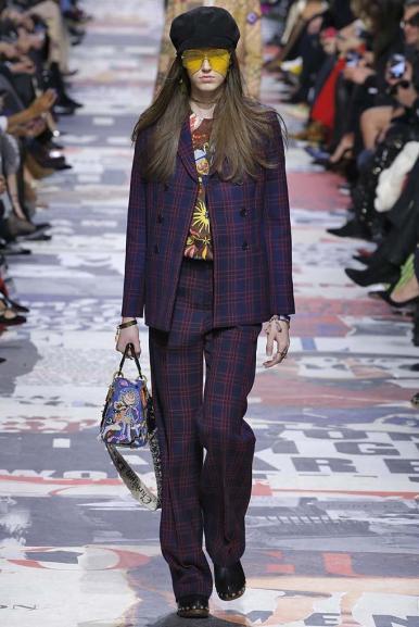 Christian Dior fall 2018 (FirstView)
