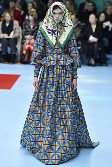 Gucci fall 2018 (FirstView)