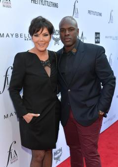 Kris Jenner, Corey Gamble (Getty Images)