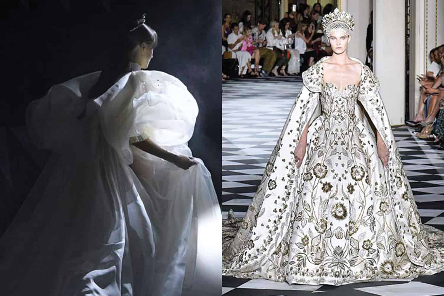 14 Couture Wedding Dresses You Can't Help But Fall In Love