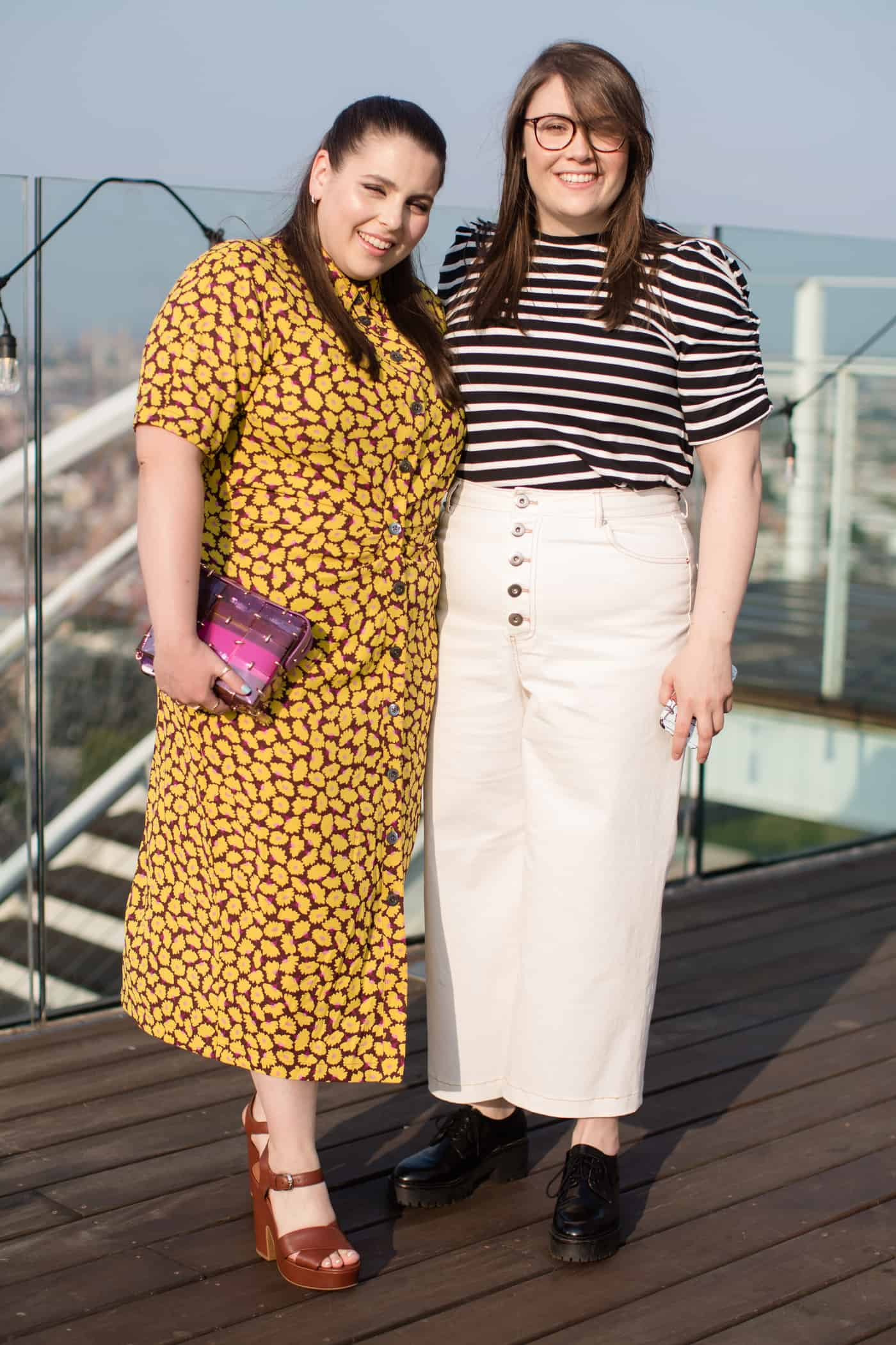 Kate Spade and Leandra Medine Cohens Chic Rooftop Dinner