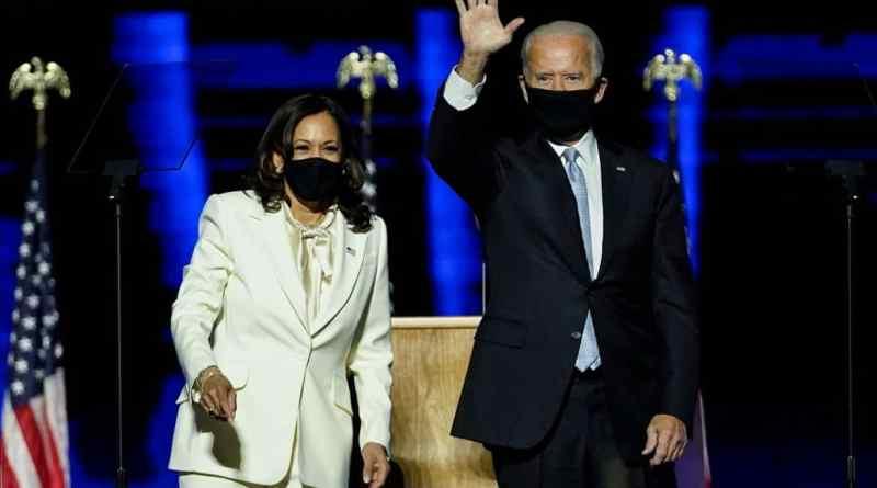 Ralph Lauren Might Dress President Biden For Inauguration—But Who Will Dress VP Harris?