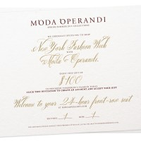 Special Invitation - New York Fashion Week SS13 Sale Courtesy of Moda Operandi