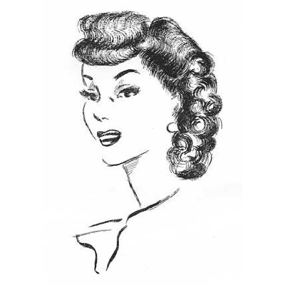 How to Create 1940s Hairstyles