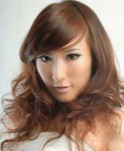 asian girls hairstyle