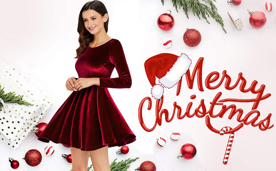 7 Most Trendy and Fashionable Christmas Party Dresses for Women