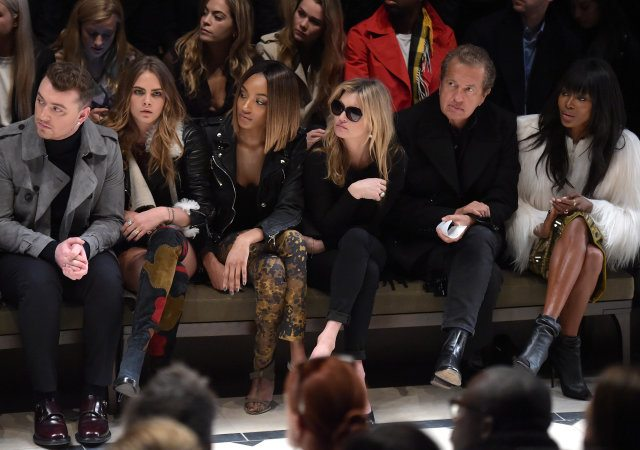 frow burberry 2015