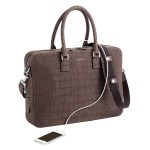 Aspinal Of London Stylish Tech Man Bag