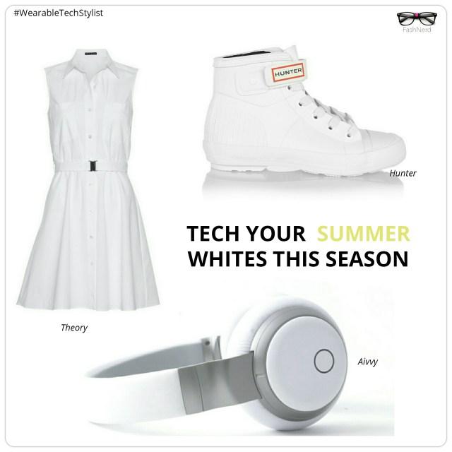 Tech You Summer Whites This Season