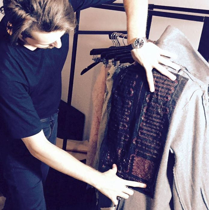 Moon Berlin Heated Coat Showcased at Berlin Fashion Week