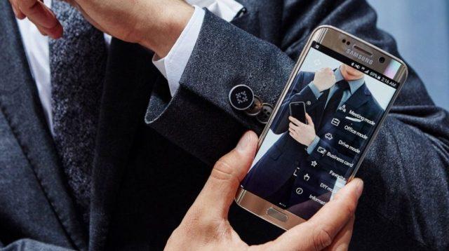 Samsung Wearable Prototype