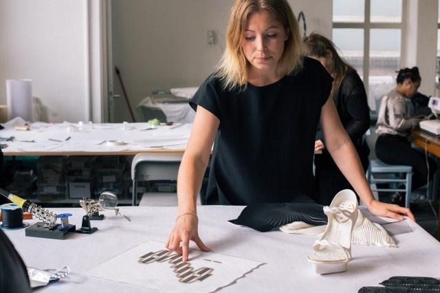 Dutch designer Pauline van Dongen