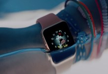 Apple Watch Series 2 Ejects Water