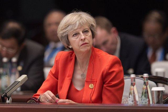 Rt Hon Theresa May MP,