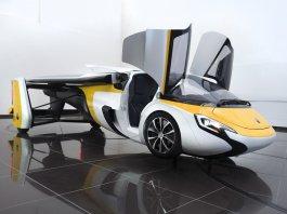 Autonomous Flying Cars