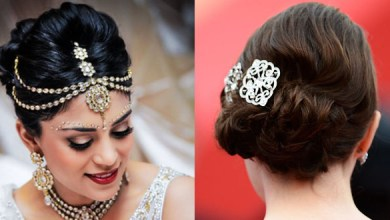 Photo of Indian Wedding Hairstyles for Ideal Brides