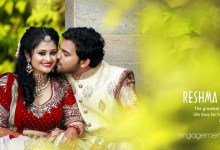 Photo of Splendid Engagement Story of Reshma & Vivek
