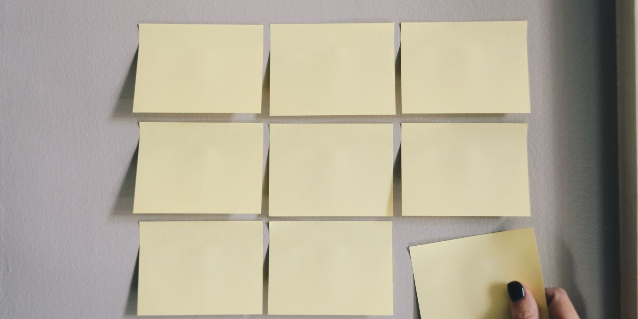 Getting Organized: A to-do list