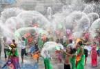 عيد الماء فى تايلاند