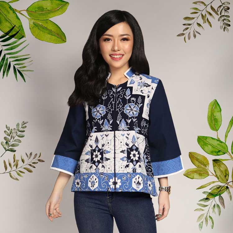 30 Model Baju Batik Wanita Terbaru 2020 Modern  Formal